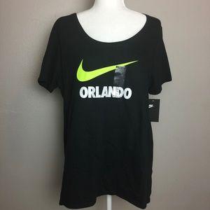 7ffd8b88ed51c New Nike Orlando Graphic T-shirt